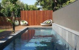 Glen Iris deck pool 1