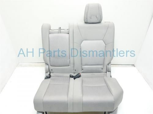 Used 2012 Honda Pilot 2ND ROW Driver SEAT GRAY CLOTH HAS SOME WEAR AND DISCOLORING. 81731-SZA-A22ZC 81731SZAA22ZC  81721-SZA-A22ZC  81721SZAA22ZC. Purchase from https://ahparts.com/buy-used/2012-Honda-Pilot-Rear-back-2nd-row-2ND-ROW-Driver-SEAT-GRAY-CLOTH-81731-SZA-A22ZC-81731SZAA22ZC/84278-1?utm_source=pinterest