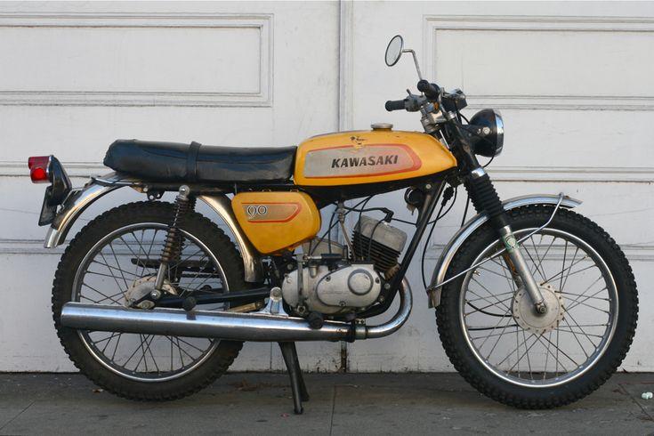 FS (slightly off-topic): 1971 Kawasaki G3