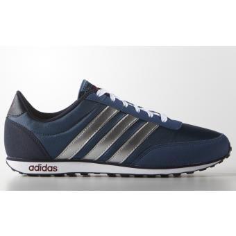 Compra Zapatillas Adidas V Racer Neo para Hombre - Azul Acero. online | Linio…