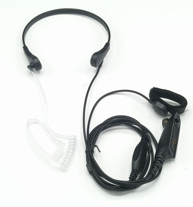 sale finger ptt acoustic tube throat control headphone earpiece for motorola gp328 gp338 gp339 #motorola #radio #earpiece