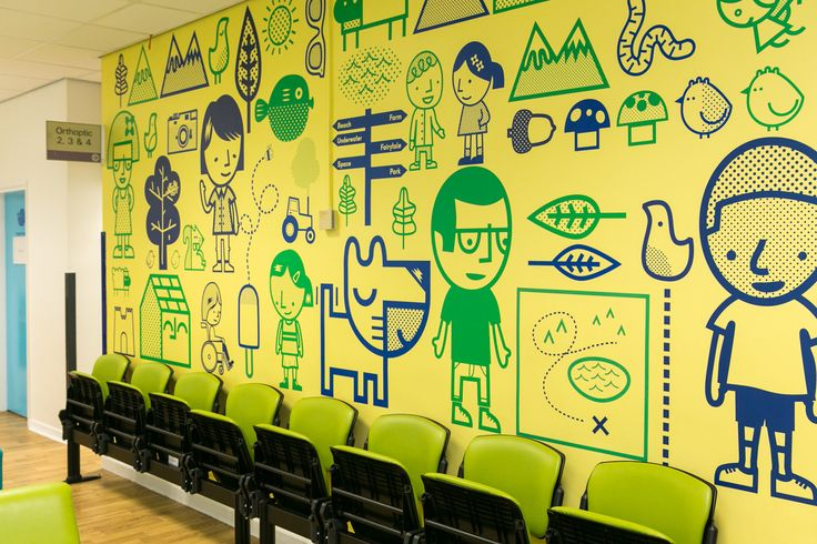 Nick Deakin: Sheffield Children's Hospital | FormFiftyFive – Design inspiration from around the world