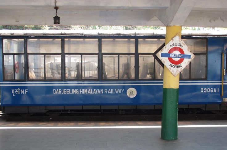 The real Darjeeling express