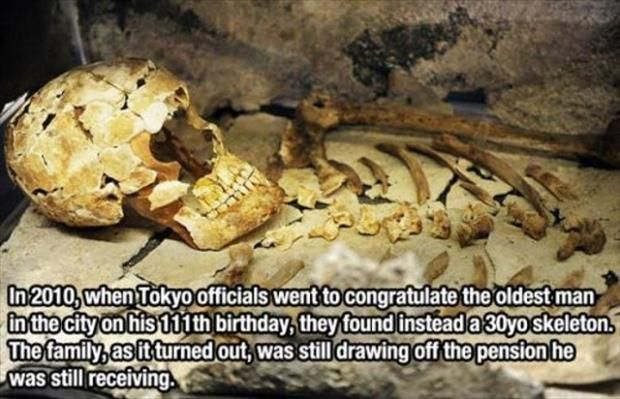 Random Facts So Amazing They Must Be True – 32 Pics