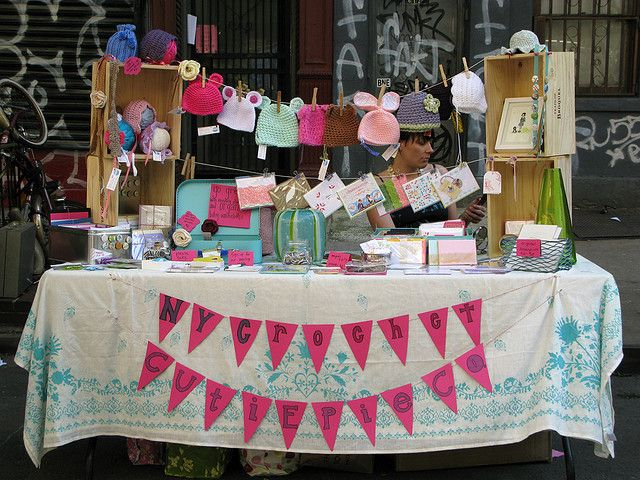 Coleman Craft Fair