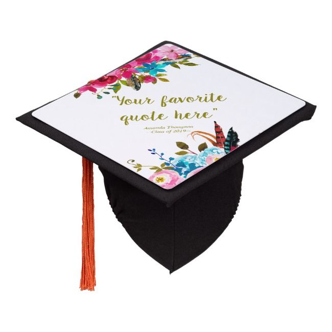 Graduation Congratulations Grad Banner Black and Silver Male or Female Celebration Pennant