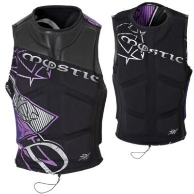 Mystic Transform ND Kite Wake Impact Vest Zip 2012