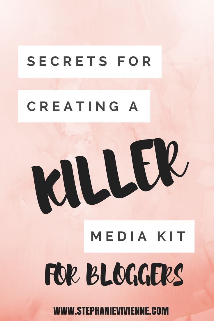 Media kits are very useful resources for bloggers. Want to create a media kit but don't know where to start? Read on as I tell you the essentials of a media kit. I am also offering my media kit design services to create your kit that will WOW brands.