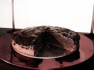 Ciasto czekoladowe bez grama mąki.