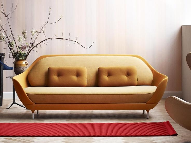 97 best Ideas for living room images on Pinterest Home ideas - designer couch modelle komfort