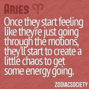 Aries Horoscope Quotes. QuotesGram