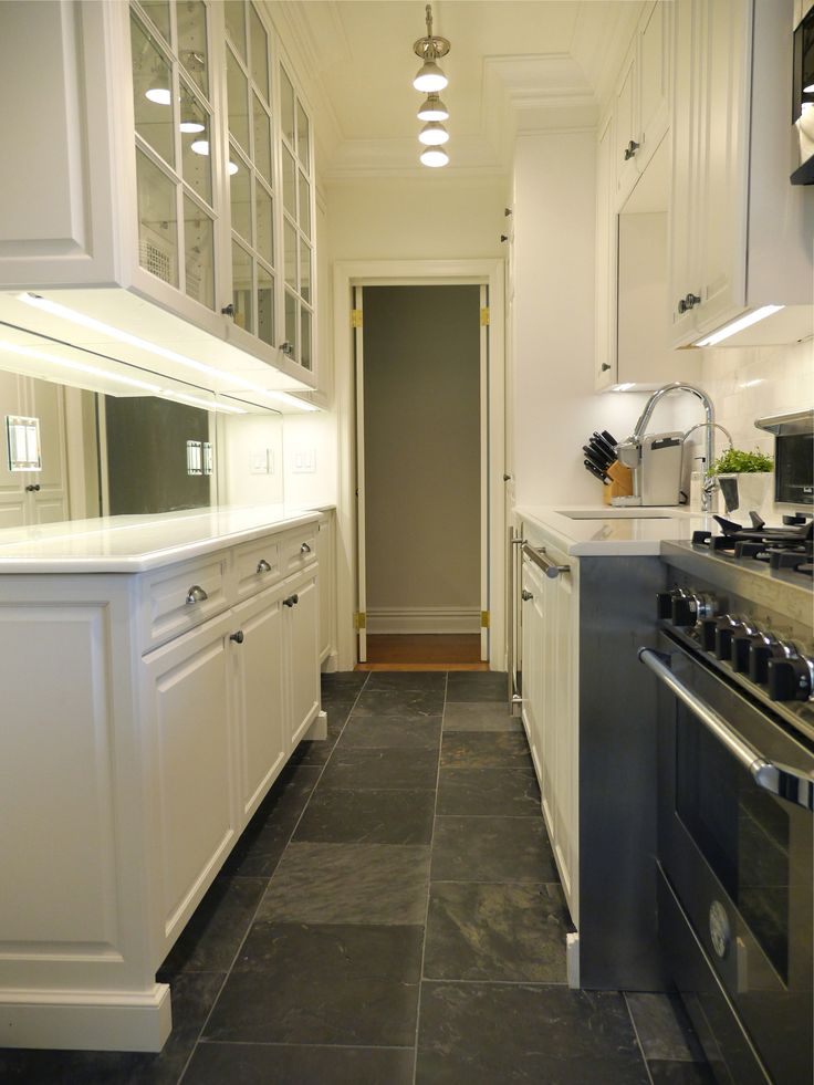 17 Best Images About Galley Kitchens Interior Design Renovation On Pinterest Appliances
