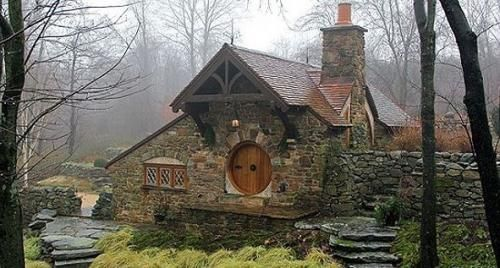 An architect in Chester County, Pennsylvania, named Peter Archer created this bad boy...
