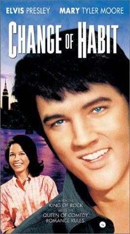 Change of Habit- great elvis movie I love it, he plays  a doctor