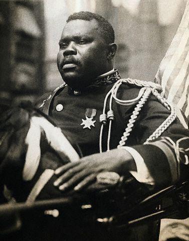 Marcus Garvey (Jamaica National Heroes)