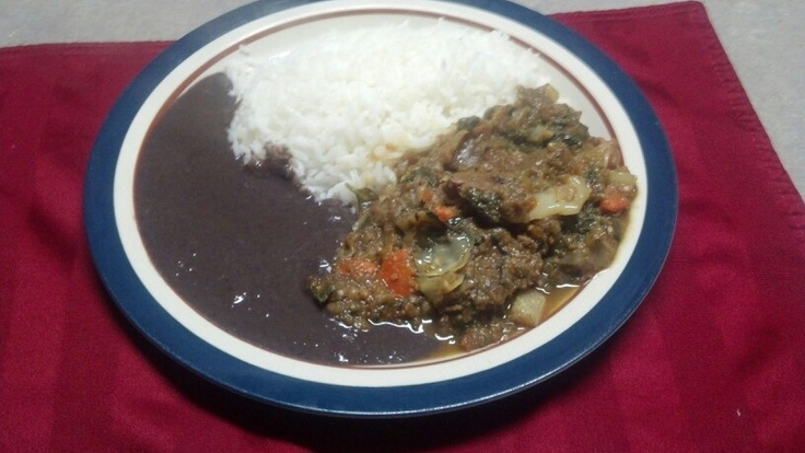 Black beans white rice 9
