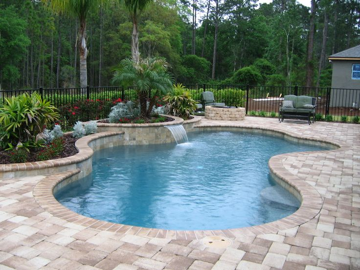 35 best pool water features images on pinterest swiming for Pool design orlando