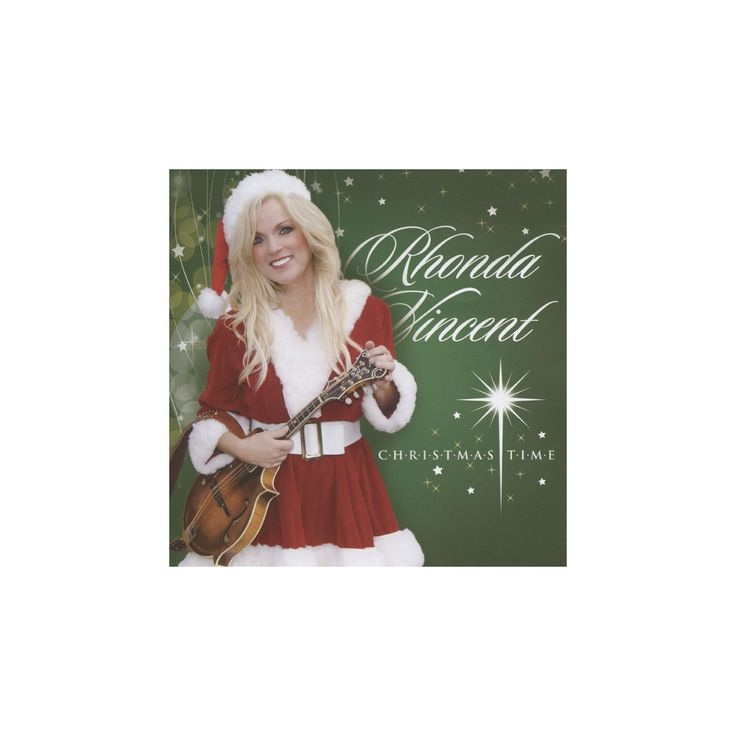 Rhonda vincent - Christmas time (CD)