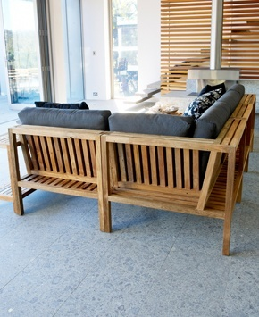 Eco Outdoor - Furniture - Sofas/Lounge Chairs/Ottomans - Watego