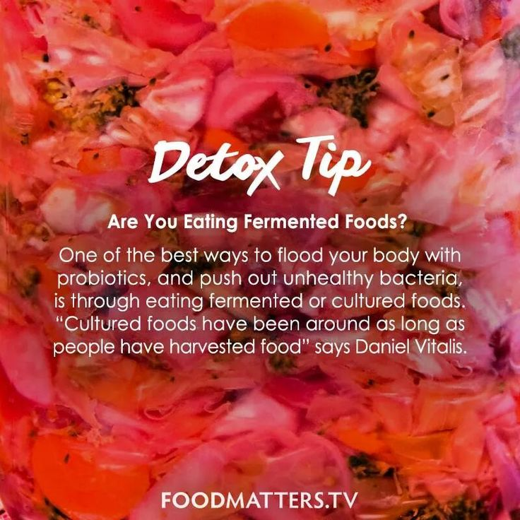 Best Natural Body Detoxifiers