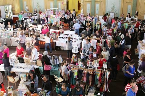 The Square Handmade Market, Bendigo