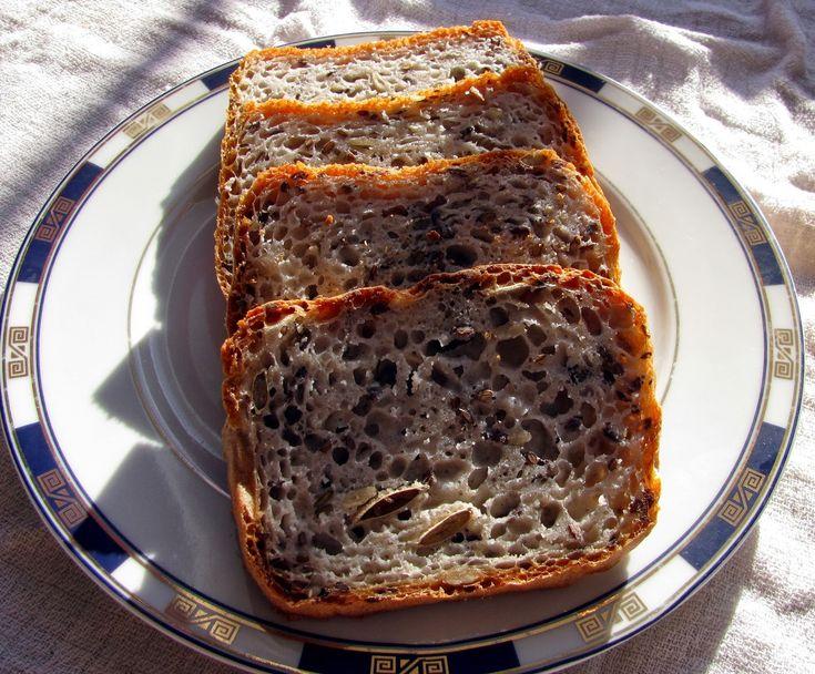 CHLEB, chleb bezglutenowy, mąka gryczana, bez mleczne, bezglutenowe,