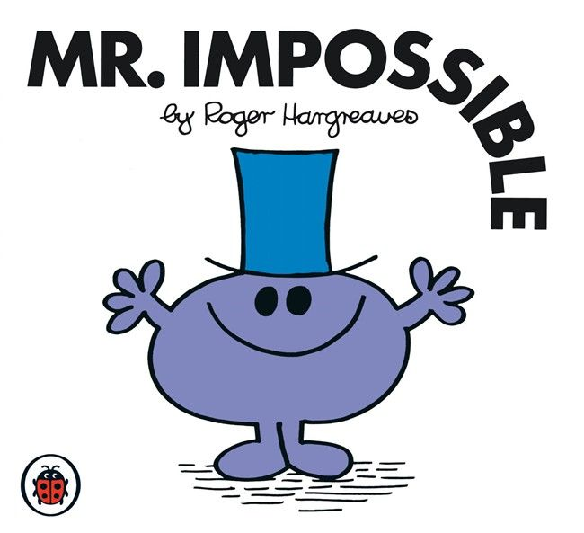 mr men books mr impossible