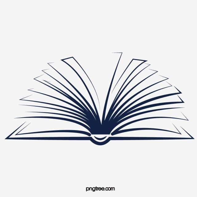 Otkrytaya Kniga Knizhnyj Klipart Otkrytyj Bloknot Png I Vektor Png Dlya Besplatnoj Zagruzki Open Book Drawing Open Book Book Icons