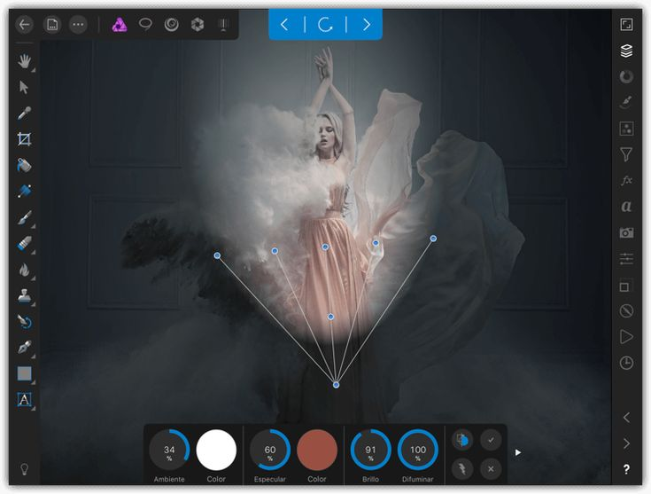 mejores aplicaciones para editar fotos en iOS (iPad Pro, iPhone 6,7,8,X) gratis y de pago como un profesional. mejor editor de imágenes con texto, efectos, filtros y mucho mas.
