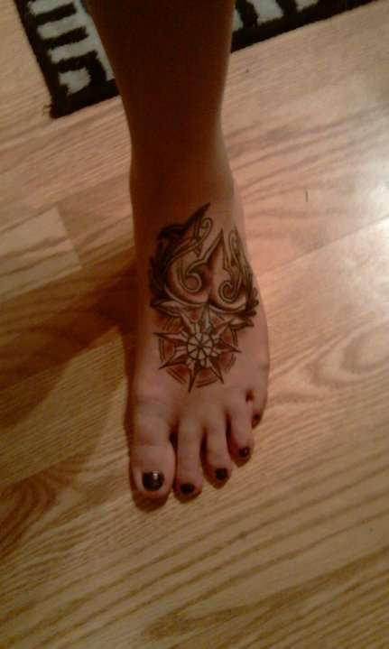Buddhist Symbols Tattoos | Buddhist symbol tattoo