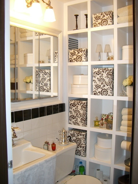 Making the most of a small ensuite