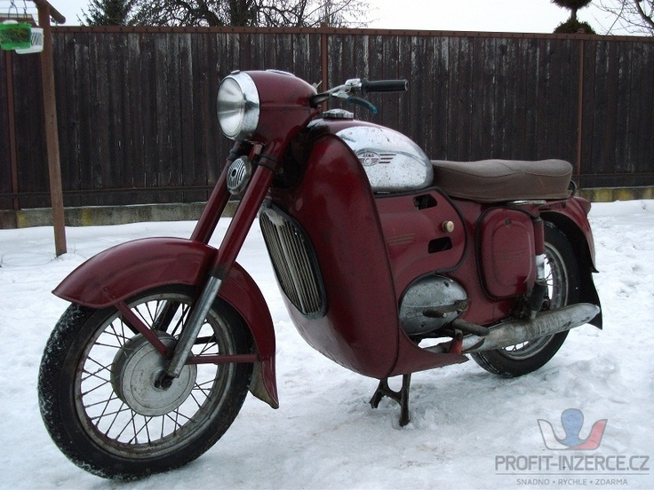 Jawa 250 kývačka http://auto-moto.profit-inzerce.cz/jawa-250-kyvacka-575976/