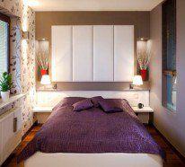 Kleine Schlafzimmer kreativ gestalten- 45 Ideen für die modernen Wohnungsinhaber. Beim Designen der kleinen Schlafzimmer kommt es bei Weitem nicht nur ...