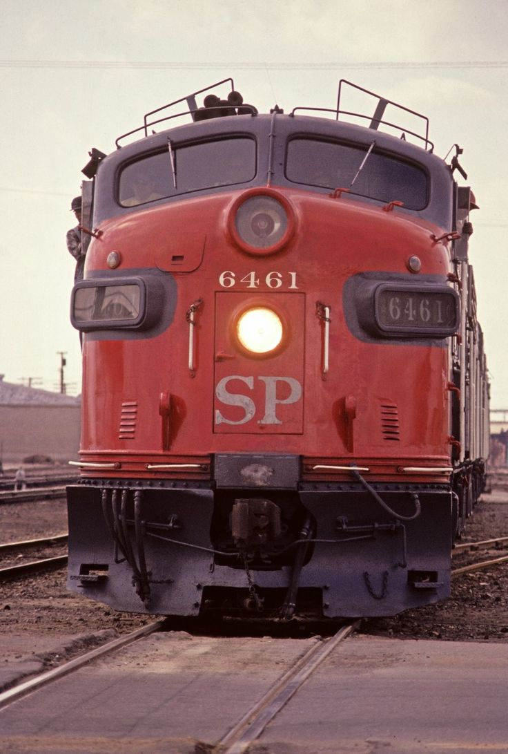 883 Best Southern Pacific Rail Road Images On Pinterest