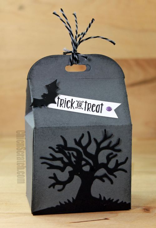 Week 1 of the 12 Weeks of Halloween 2016 with Stampin' Up! Demonstrator Angie Juda http://mychicnscratch.com/2016/08/weeks-halloween-2016-week.html
