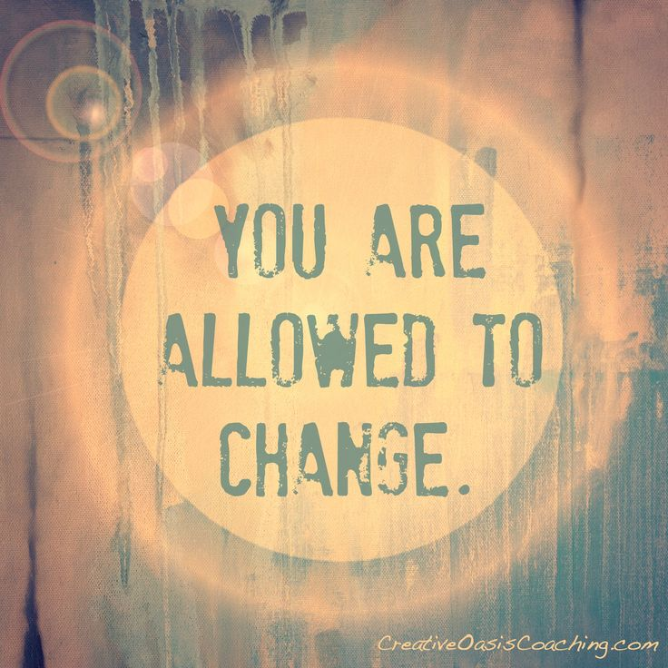3 Reasons Why You Won't Change (Plus one way you might!) ps://www.creativeoasiscoaching.com/3-reasons-you-wont-change/