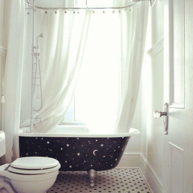 """Beautiful Bathrooms Houzz: Houzz On Instagram: """"My Houzz: Charming Beautiful"""