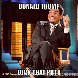 George Lopez- Trump F*** That Whore - 5StarTracks