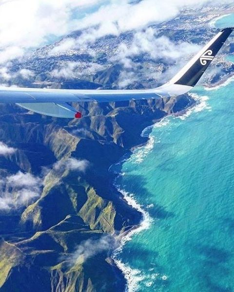 Get up to $400 off flights from the US to destinations like New Zealand, Australia, London or Cook Islands.