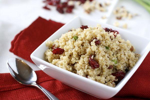 Simple Quinoa Salad | Other yummy food! | Pinterest