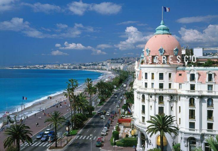 Promenade Des Anglais | Promenade des Anglais - Sehenswürdigkeiten - Nizza | inzumi
