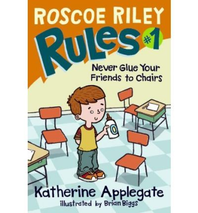 Roscoe Riley doesn't mean to break the rules--he just can't help himself. Making his hilarious debut in this brand-new chapter book series, this irrepressible first grader is sure to have young readers eager to find out which rule he'll accidentally break next. Illustrations.