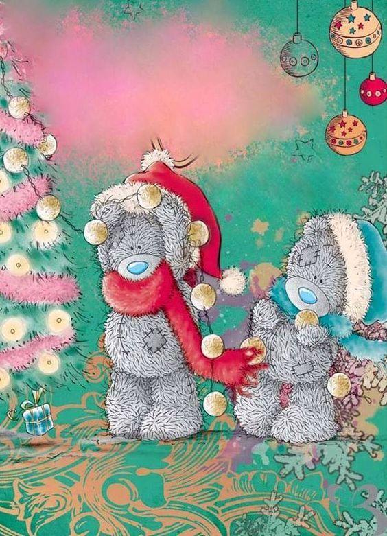 Открытка марта, новогодние открытки мишка тедди