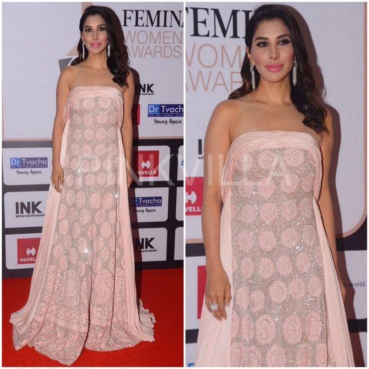 Celebrity Style,manish malhotra,Sophie Choudry,Femina Womens Awards
