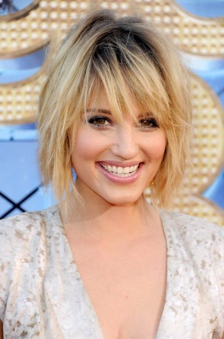Dianna-Agron-Short-Bob-Hairstyles