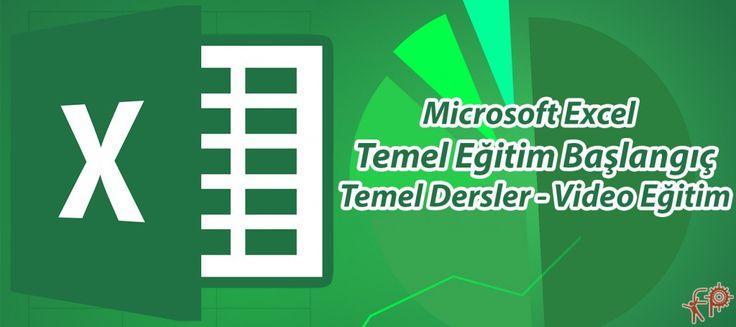 #Microsoft #Office #Excel – #Temel #Eğitim #Başlangıç – #Video #Eğitim | #Fikir #Proje #Ajans http://www.fpajans.com