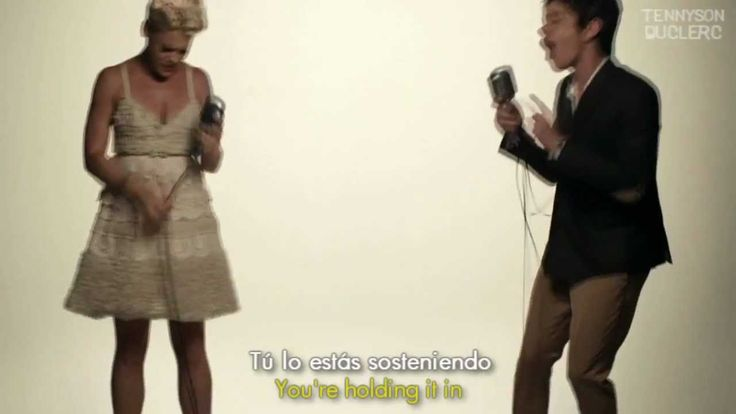 Pink & Nate Ruess (Just Give Me A Reason)