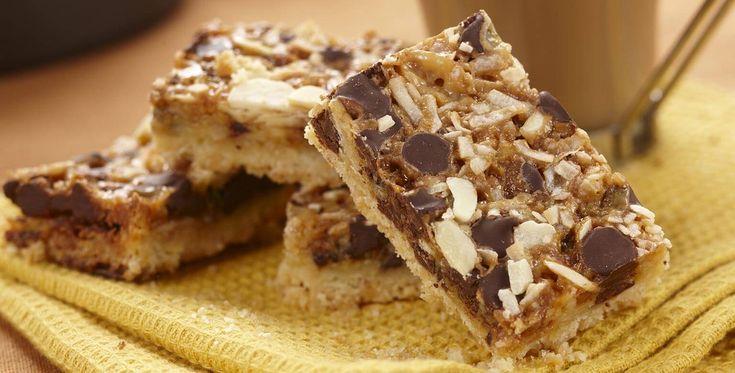 Chocolate|Magic Chocolate Toffee Bars: Chocolate|Magic Chocolate Toffee Bars