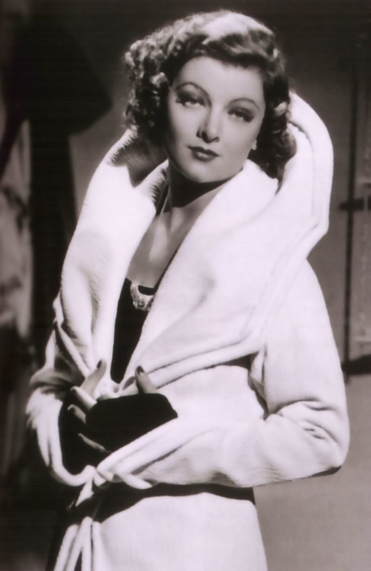 My Love Of Old Hollywood: Myrna Loy
