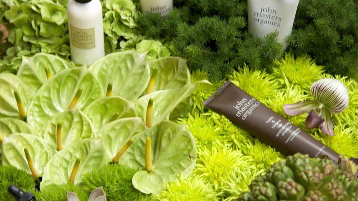 Per il benessere dei tuoi capelli, anche in vacanza, scegli i prodotti John Masters Organics!
